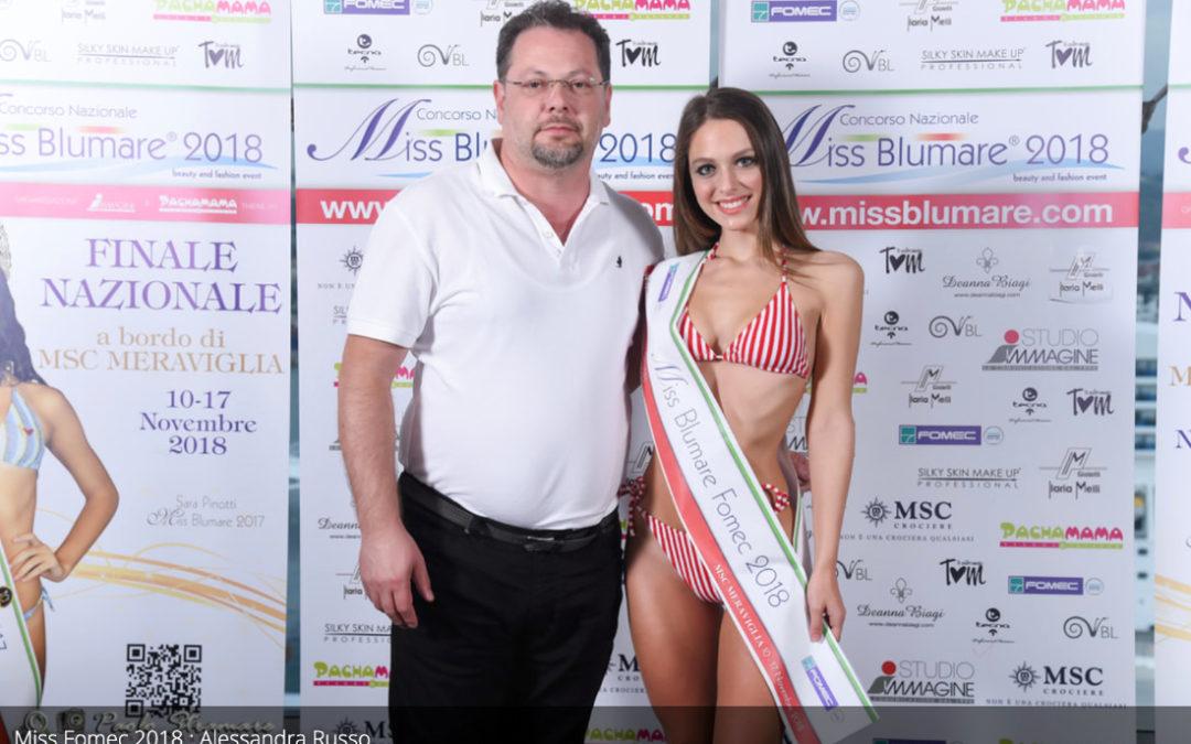 Miss Fomec 2018