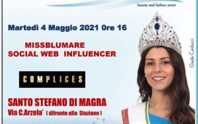 Miss Blumare Social Influencer