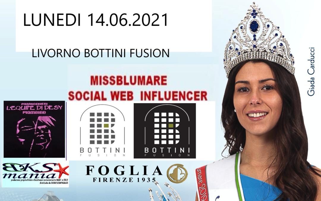 Miss Blumare Social Web influencer