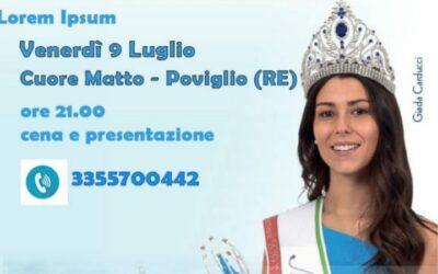 Selezione regionale per Miss Blumare 2021 EMILIA ROMAGNA